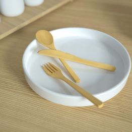 Bamboo Cutlery Set Zero Waste Reusable Cutlery