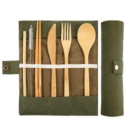 Reusable Cutlery 100% Biodegradable Bamboo Cutlery